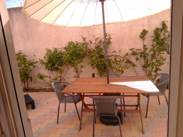 Location vacances Marseille -  Maison - 6 personnes - Barbecue - Photo N° 1