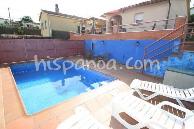 Location villa piscine privee climatisee costa brava |mdferr