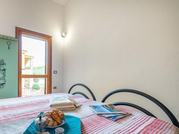 Appartement pour 5 à Pittulongu