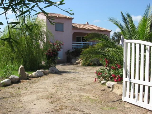 Holiday rentals Zonza - House - 10 persons - BBQ - Photo N° 1