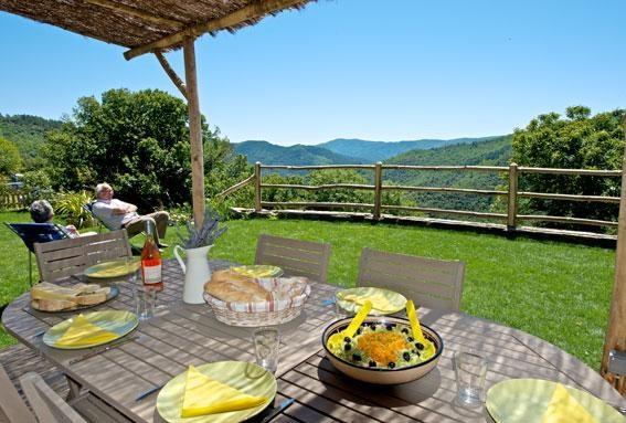 Location vacances Saint-Andéol-de-Clerguemort -  Gite - 6 personnes - Barbecue - Photo N° 1