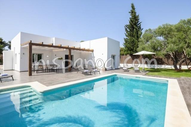 Holiday rentals Jávea/Xàbia - House - 4 persons - Garden - Photo N° 1