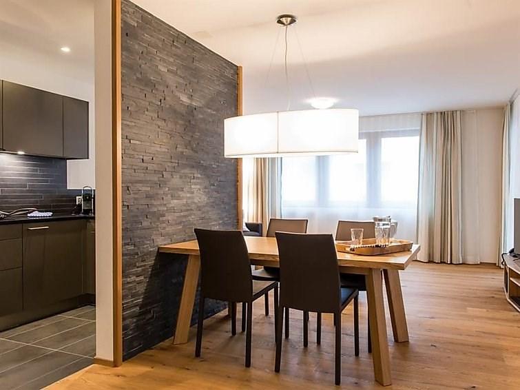 Appartement pour 6 à Engelberg