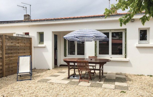 Location vacances La Tranche-sur-Mer -  Maison - 4 personnes - Barbecue - Photo N° 1