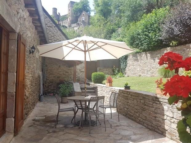 Location gîte 2/4 personnes dans un Village médiéval - Belcastel