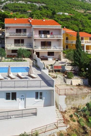 Location vacances Omiš -  Appartement - 6 personnes -  - Photo N° 1