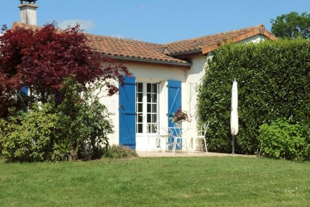 Location vacances Les Forges -  Maison - 6 personnes - Terrasse - Photo N° 1