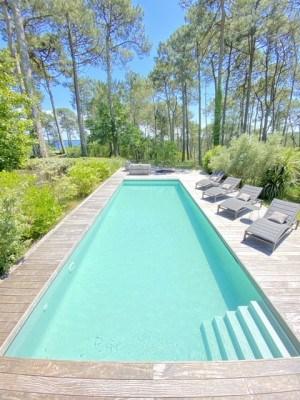 Location vacances Biscarrosse -  Maison - 12 personnes - Télévision - Photo N° 1