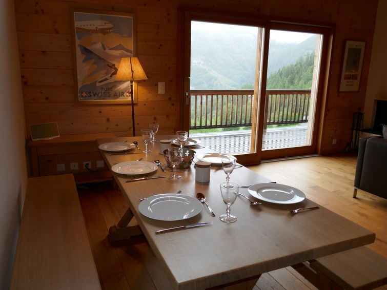 Location vacances Nendaz -  Maison - 6 personnes -  - Photo N° 1