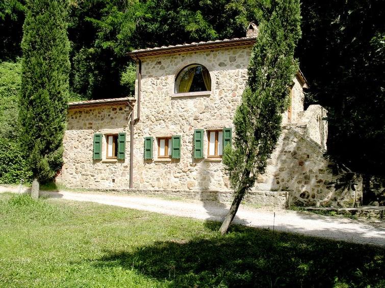 Studio pour 3 personnes à Roccastrada