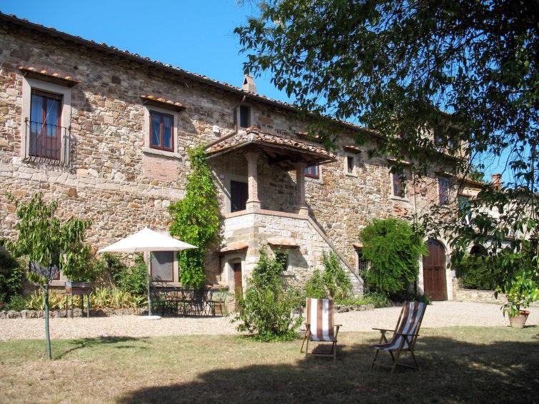 Studio pour 5 personnes à Castellina in Chianti