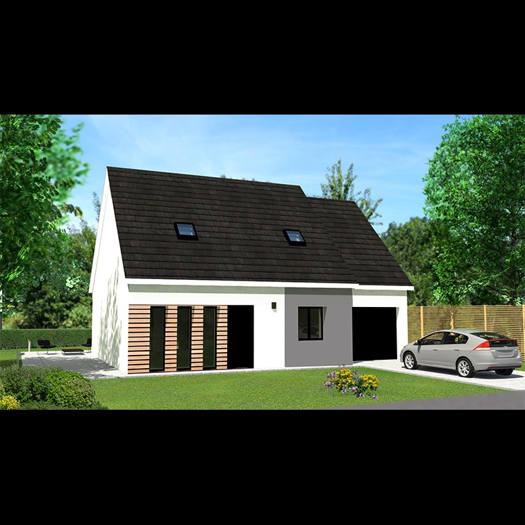 Maison  Reims par VILLACREA