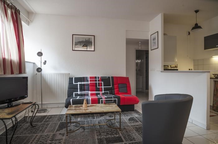 Appartement pour 4 pers. avec accès p.m.r., Rodez