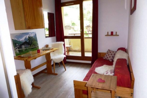 Location vacances Beaufort -  Appartement - 2 personnes - Télévision - Photo N° 1