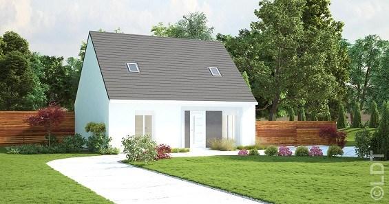 Maison  5 pièces + Terrain 604 m² Saint-Sauflieu par L.D.T AMIENS