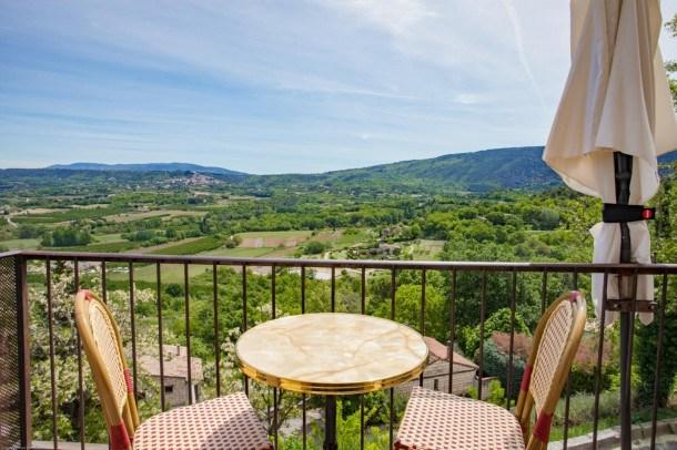 Location vacances Lacoste -  Maison - 4 personnes - Terrasse - Photo N° 1