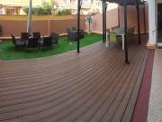 Terrasse 80 m²