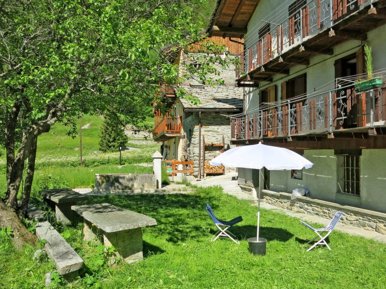Location vacances Valpelline -  Appartement - 3 personnes -  - Photo N° 1