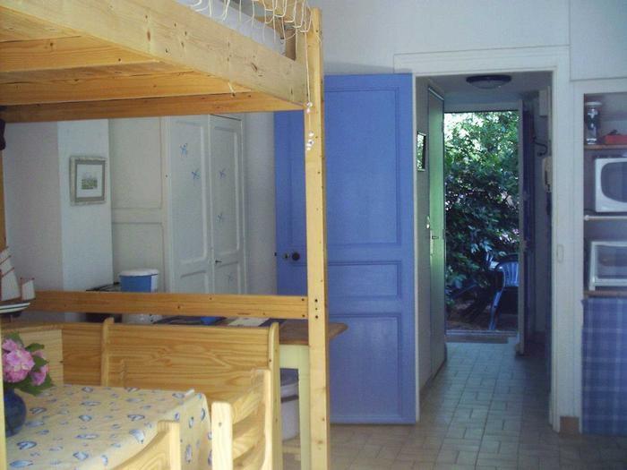 Location vacances Saint-Malo -  Appartement - 4 personnes - Barbecue - Photo N° 1