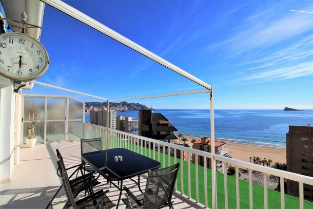 Location vacances Benidorm -  Appartement - 6 personnes - Barbecue - Photo N° 1