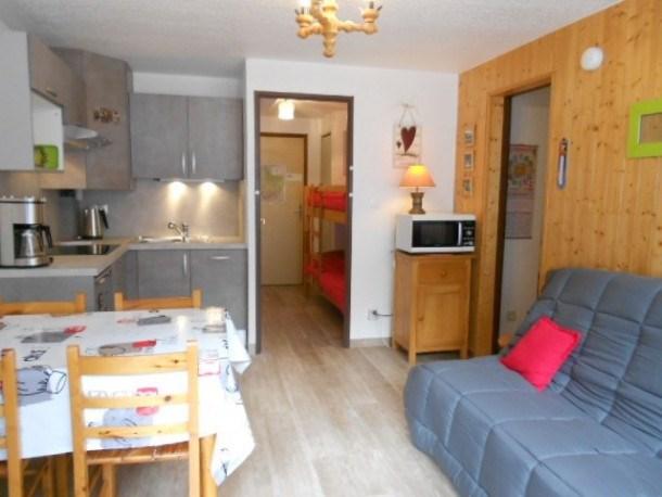Appartement 4 personnes au centre du village