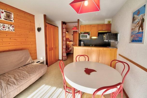 Location vacances Morzine -  Appartement - 4 personnes - Télévision - Photo N° 1