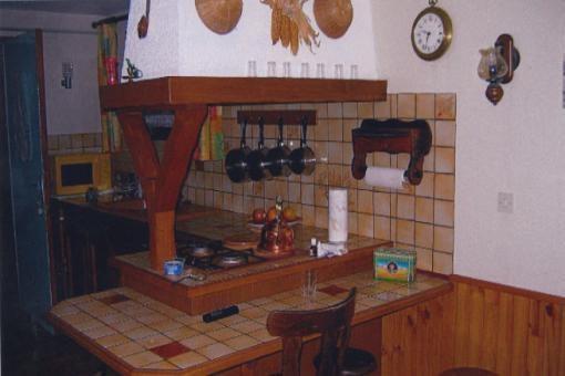 Location vacances Cornimont -  Appartement - 4 personnes - Barbecue - Photo N° 1