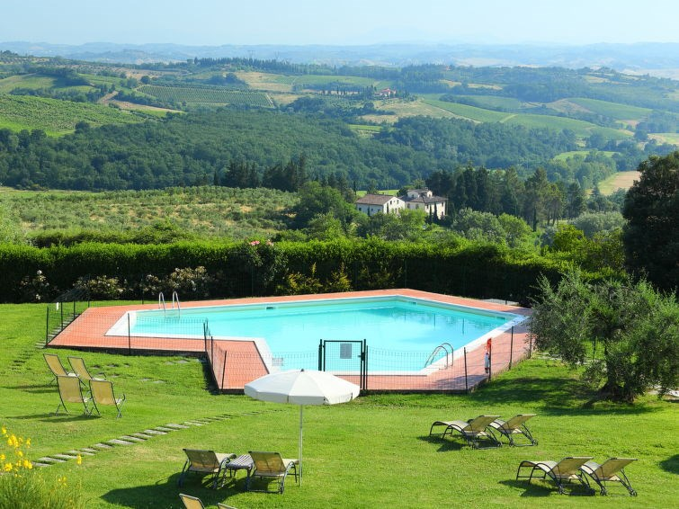Location vacances San Gimignano -  Appartement - 13 personnes -  - Photo N° 1