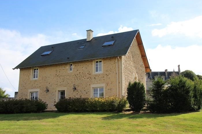 Location vacances Mosles -  Maison - 10 personnes - Barbecue - Photo N° 1