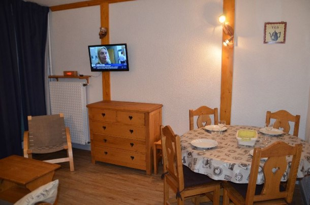 Location vacances Saint-Martin-de-Belleville -  Appartement - 4 personnes - Télévision - Photo N° 1