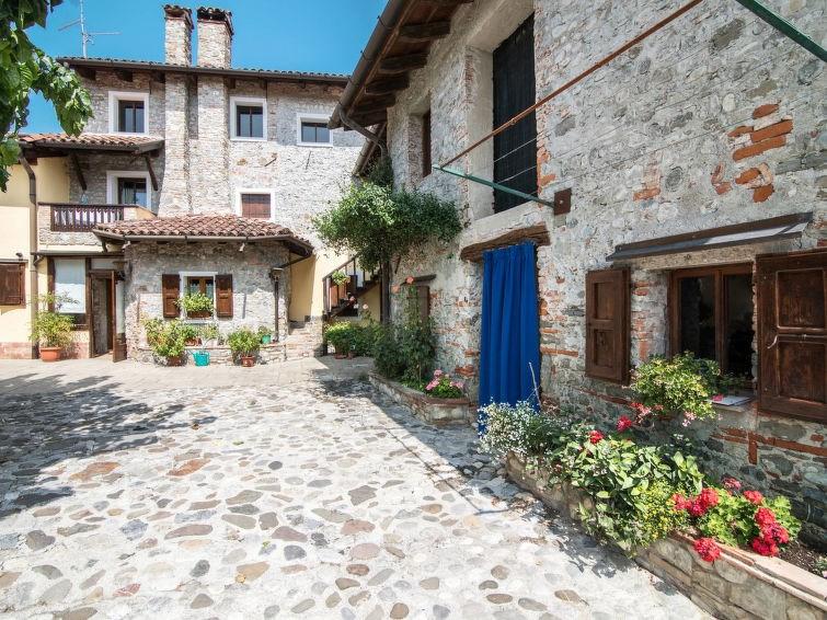 Studio pour 3 personnes à San Giovanni al Natisone