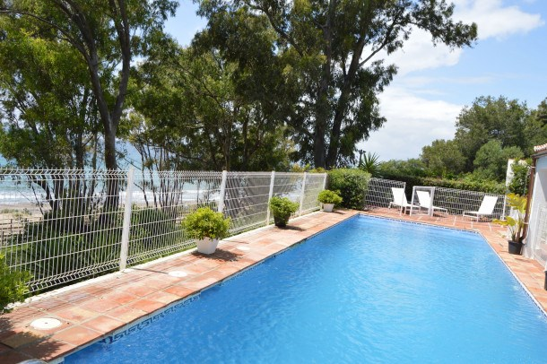 Location vacances Marbella -  Maison - 12 personnes - Barbecue - Photo N° 1