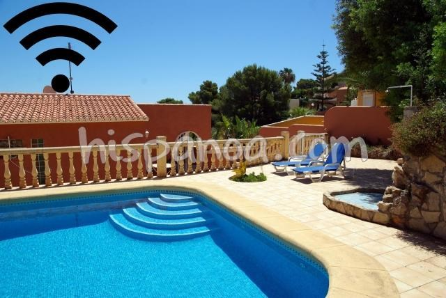 Location vacances Benitachell/el Poble Nou de Benitatxell -  Maison - 4 personnes - Barbecue - Photo N° 1