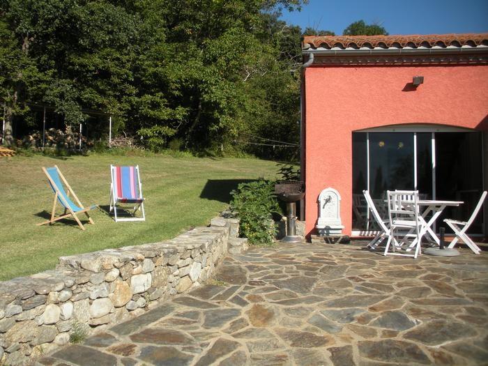 Location vacances Arles-sur-Tech -  Appartement - 4 personnes - Jardin - Photo N° 1