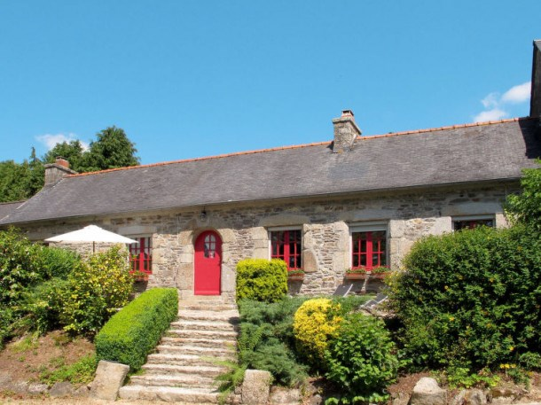 Location vacances Plouégat-Moysan -  Maison - 4 personnes - Télévision - Photo N° 1