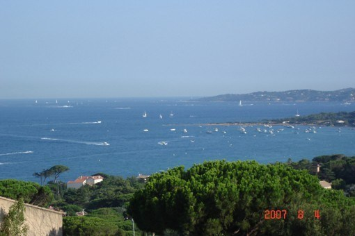 Location vacances Sainte-Maxime -  Appartement - 5 personnes - Barbecue - Photo N° 1