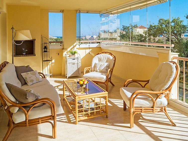 Appartement pour 3 personnes à Calahonda