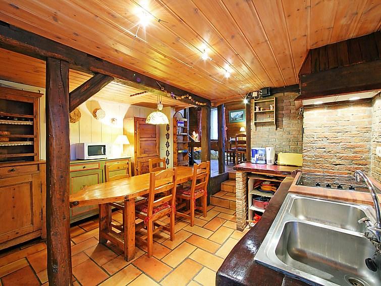 Maison pour 6 personnes à Chamonix