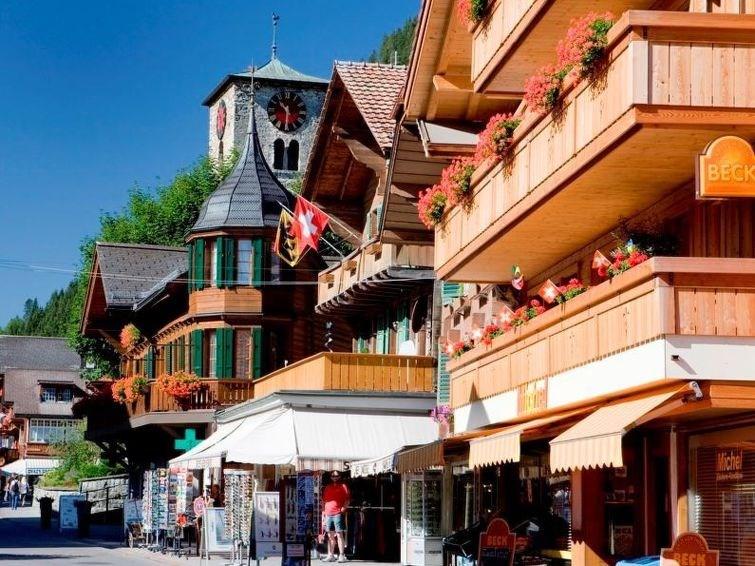 Location vacances Adelboden -  Appartement - 4 personnes -  - Photo N° 1