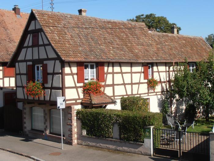 Maison Alsacienne indépendante