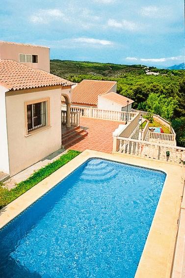 Location vacances Jávea/Xàbia -  Maison - 6 personnes -  - Photo N° 1