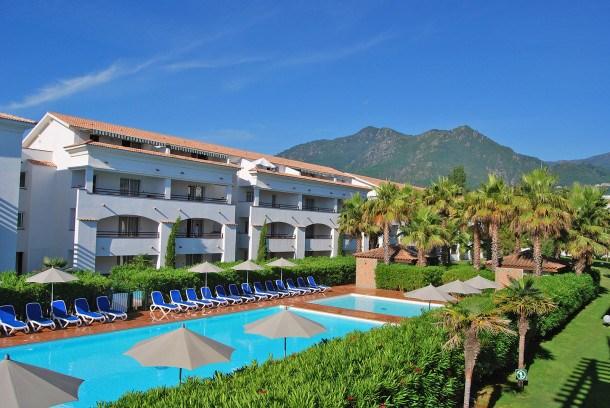 Location vacances Santa-Lucia-di-Moriani -  Appartement - 6 personnes - Télévision - Photo N° 1