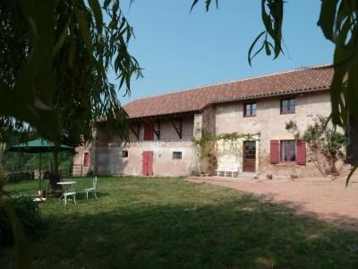Location vacances Saint-Bonnet-de-Joux -  Gite - 10 personnes - Barbecue - Photo N° 1