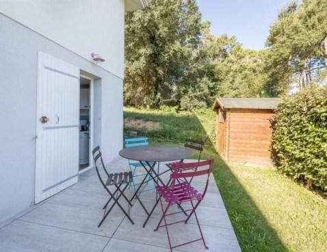 Location vacances Tarnos -  Appartement - 2 personnes - Télévision - Photo N° 1