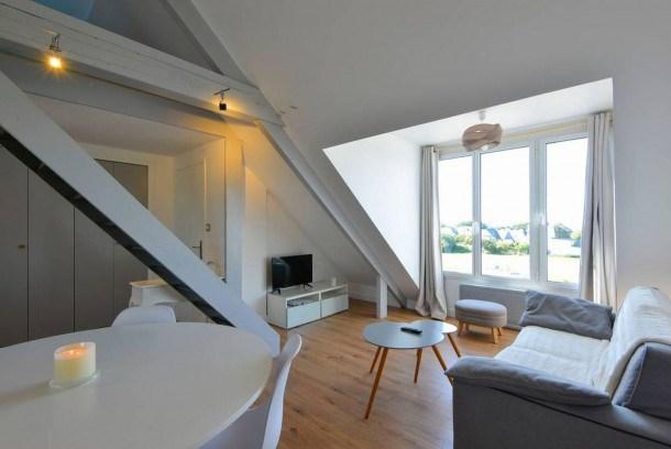 Location vacances Concarneau -  Appartement - 4 personnes - Télévision - Photo N° 1