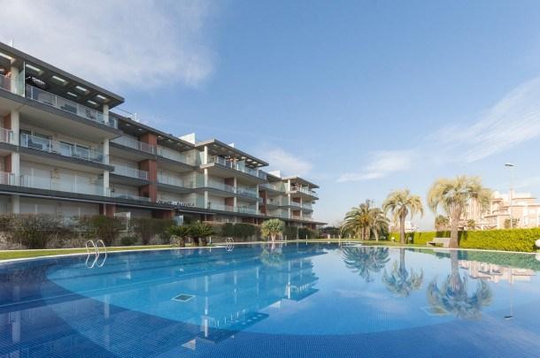 Location vacances Oliva -  Appartement - 6 personnes - Télévision - Photo N° 1