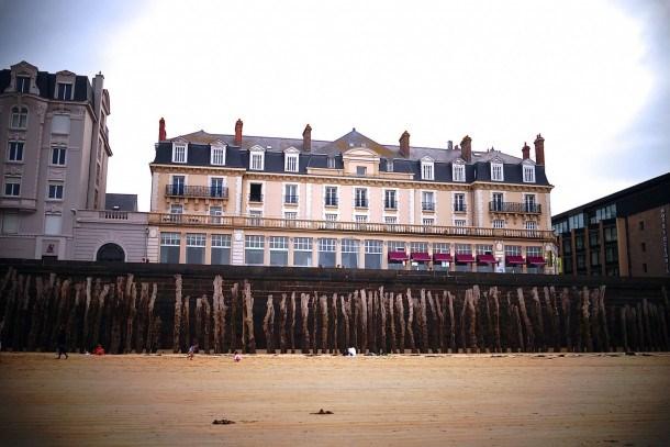 Location vacances Saint-Malo -  Appartement - 9 personnes - Télévision - Photo N° 1