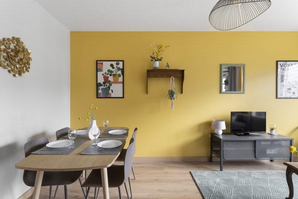 Location vacances Nantes -  Appartement - 2 personnes - Télévision - Photo N° 1