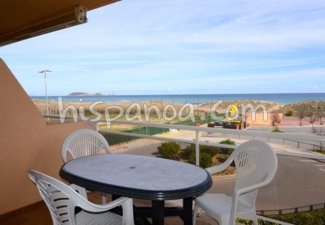 Alquileres de vacaciones Pals - Apartamento - 5 personas - Mueble de jardín - Foto N° 1