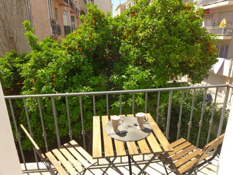 Location vacances Nice -  Appartement - 4 personnes - Salon de jardin - Photo N° 1
